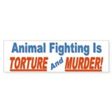 Help stop animal fighting.