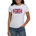 UK Flag Women's T-Shirt