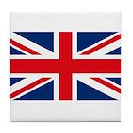 UK Flag Tile Coaster