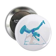 "Street Breakdancer 2.25"" Button (10 pack)"