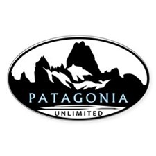 Patagonia Unlimited Decal