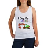 Dig my Gay Dads Women's Tank Top