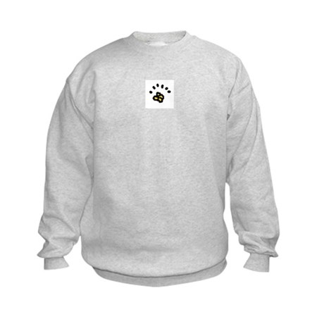 Poofu Pony Kids Sweatshirt