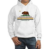 California Bearpublic Hoodie Sweatshirt