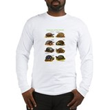 Tortoises of the World Long Sleeve T-Shirt