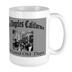 Los Angeles California Large Mug