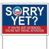 Anti barack obama Yard Signs