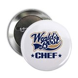 "Worlds Best Chef 2.25"" Button"