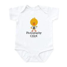 Photography Chick Infant Bodysuit