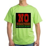 No Nematodes T-Shirt