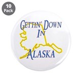 "Gettin' Down 3.5"" Button (10 pack)"