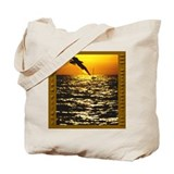 """Sunrise Flight"" Tote Bag"