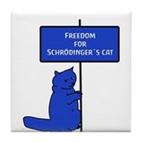 Freedom fr Schrödinger's cat Schrodingers cat Tile