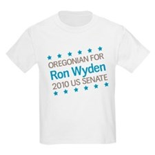 Oregonian for Wyden T-Shirt