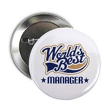 "Worlds Best Manager 2.25"" Button"