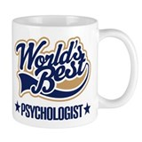 Worlds Best Psychologist Small Mugs