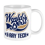 Worlds Best X-Ray Tech Small Mug