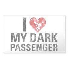 Dexter: Dark Passenger Decal