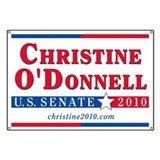 Christine O'Donnell for Senate Banner