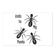 Ants In My Pants Postcards (Package of 8)