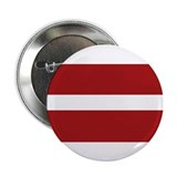 "Latvia Flag 2.25"" Button (10 pack)"