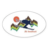 Ski Innsbruck Decal
