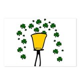 Shamrock Fountain Postcards (Package of 8)