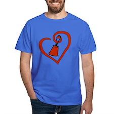 Cute Handbell T-Shirt