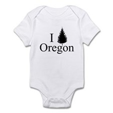 I Tree Oregon Infant Bodysuit