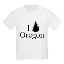 I Tree Oregon T-Shirt