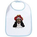 Pirate Captain Bib