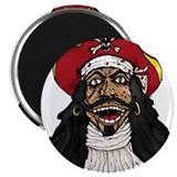 Pirate Captain Magnet