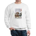 Japanese Samurai Warrior Nagamasa Sweatshirt