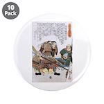Japanese Samurai Warrior Nagamasa 3.5