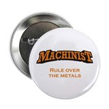 "Machinist / Metals 2.25"" Button (10 pack)"