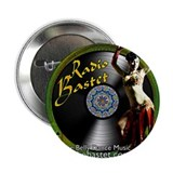 "Radio Bastet 2.25"" Button (10 pack)"