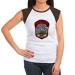 Moreno Valley Death City Women's Cap Sleeve T-Shir