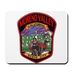 Moreno Valley Death City Mousepad
