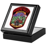Moreno Valley Death City Keepsake Box