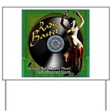Radio Bastet Yard Sign