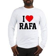 Heart Rafa Long Sleeve T-Shirt