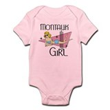 Montauk Girl Infant Bodysuit