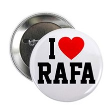 "Cute Tennis rafa 2.25"" Button"