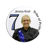 "Jessica Krull 3.5"" Button"