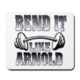 Bend it Mousepad