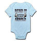Bend it Infant Bodysuit