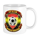 Spain World Soccer Power 2010 Mug