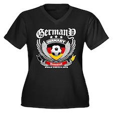 Deutschland Germany 2010 World Soccer Women's Plus