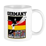 Germany World Soccer Mug