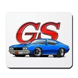Blue Skylark GS Mousepad
